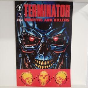 Dark Horse Comics: The Terminator (#1)